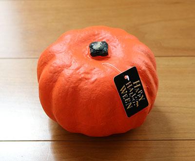 ビッグかぼちゃオブジェ 100均ハロウィングッズ