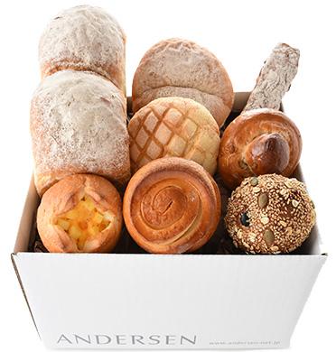 アンデルセン パンお試しセット