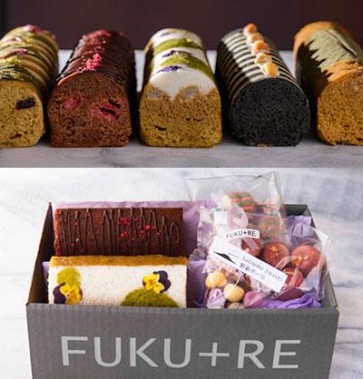 ふくれ菓子ギフトBOX  「FUKU+RE(フクレ)」 3000円以内プレゼント 女性