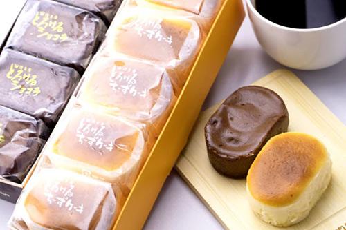 とろけるチーズケーキ5個+ショコラ5個入り