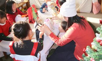 子供が楽しめる♪クリスマスパーティー企画のやり方