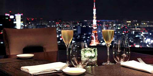 Modern Bistro TOWERS/ザ・リッツ・カールトン東京 東京ミッドタウン周辺レストラン