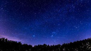 星空サプライズ