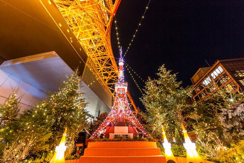 東京タワーウィンターファンタジー