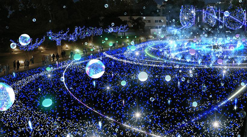 東京ミッドタウン MIDTOWIN CHRISTMAS