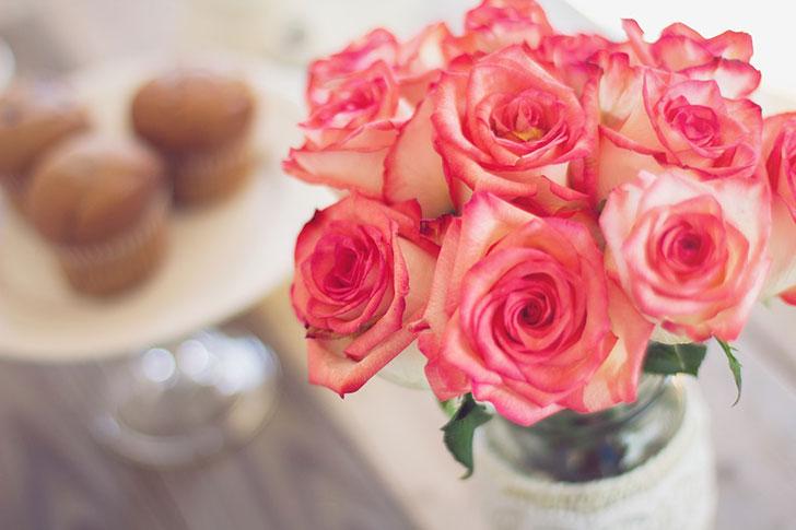 サプライズ2〜食事の最後にバラの花束を〜クリスマスプロポーズ