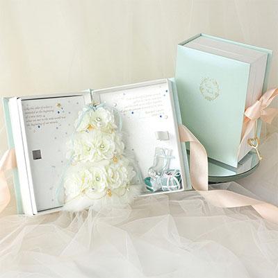 Love Book(ラブ・ブック) -White tree- プロポーズギフト