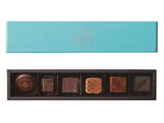 HANEDA CHOCOLATE JOURNEY/M.O.F.Selection Box 6個入
