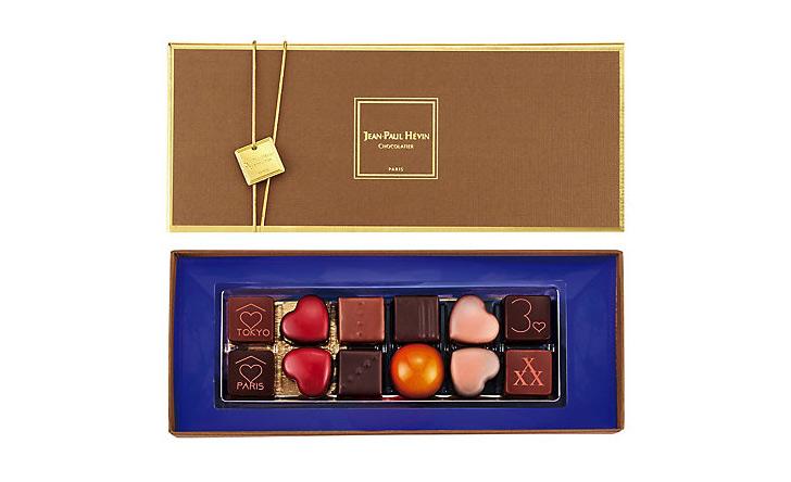 Jean-Paul Hevin(ジャンポール・エヴァン)のバレンタインチョコレート