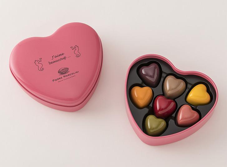 ピエール マルコリーニ  バレンタイン セレクション 9個入り バレンタインの本命チョコ