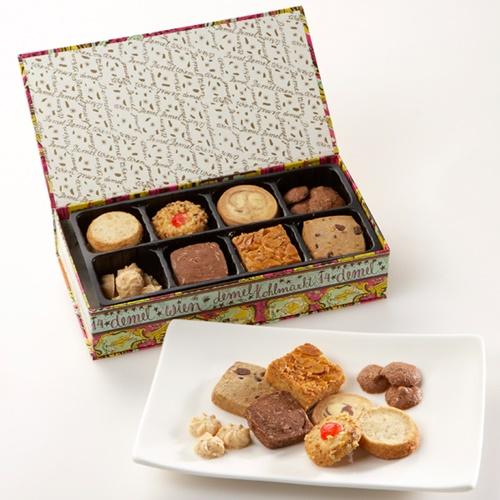 デメルのクッキー詰め合わせ ホワイトデー 奥さんにプレゼントおすすめ
