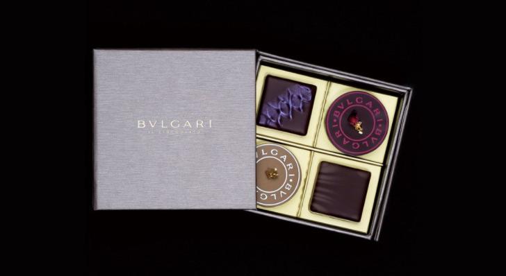 ブルガリ「BVLGARI IL CIOCCOLATO」 バレンタインの本命チョコ