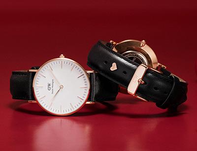 「腕時計 ダニエルウェリントン」男が欲しい!バレンタインプレゼント