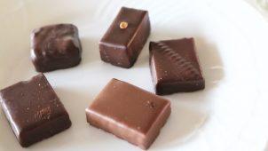 プレゼント チョコレート オススメ アンリルルー 口コミ