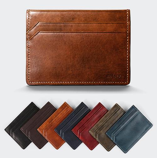 アニアリ New Ideal Leather パスケース