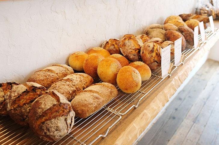 実家のパン