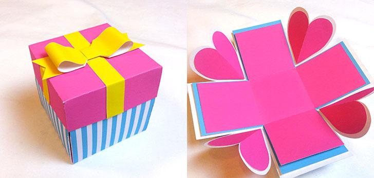 サプライズボックスのイメージ