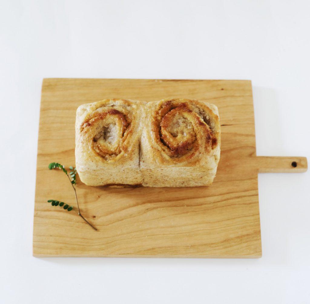 べじぱん市 桑の実のパン りすのおやつ