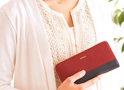 joggoのカスタムオーダー財布