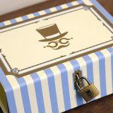 【きねんびばこ】子供の誕生日に謎解き宝探しサプライズが仕掛けられる楽しい箱