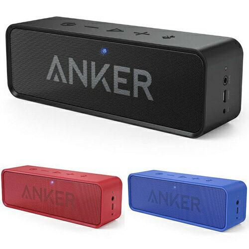 ワイヤレススピーカー Anker SoundCore
