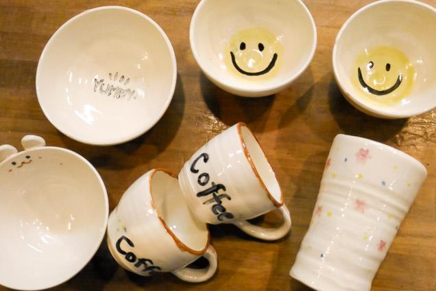 陶器婚式 陶芸体験