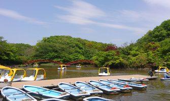 こどもの国 横浜 自然の遊び場