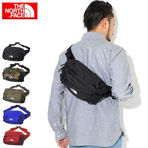 ザ ノースフェイス ウエストバッグ (THE NORTH FACE Spina Waist Bag)