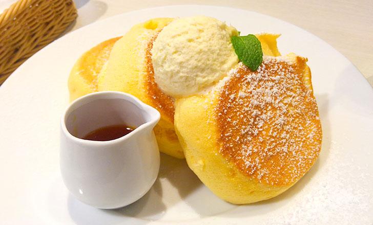 幸せのパンケーキ 吉祥寺