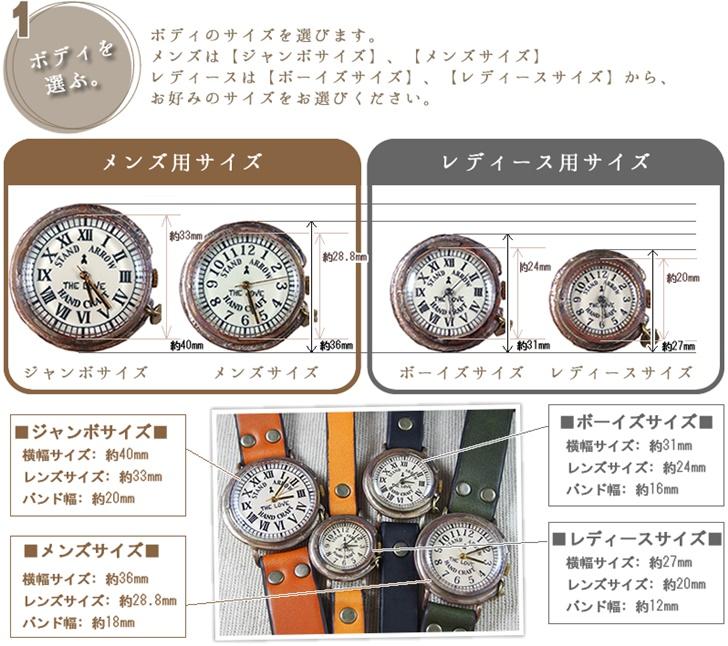 カスタマイズできる時計 Fiss
