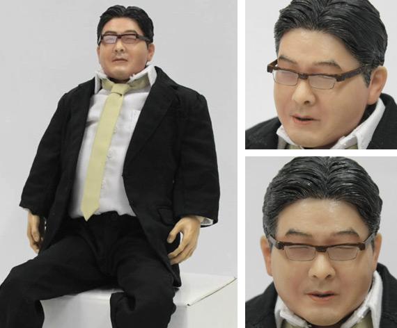マイフィギュア作品 秋元康