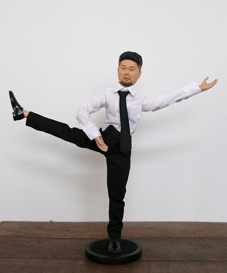 マイフィギュア 完成品 全身 ポーズ3