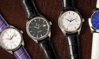 カスタマイズオーダーできる腕時計 ルノータス