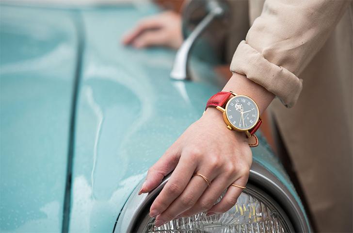 ルノータス腕時計 女性向けデザイン