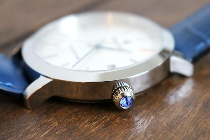 ルノータス カスタムオーダーして届いた時計