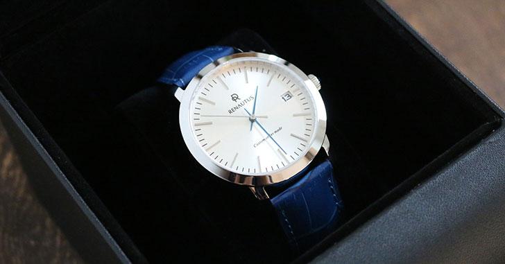 カスタムオーダー腕時計「ルノータス」で自分好みの時計をデザイン