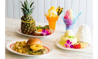 エッグスンシングスが「パイナップル」を贅沢に使用した夏の新メニューを発表!