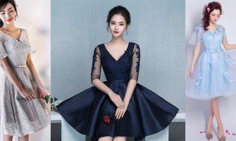 パーティーや女子会用の素敵ワンピースドレスが買える【Gracefulsmile(グレイスフルスマイル)】