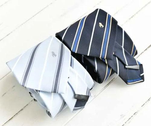 高級天然素材のシルクを贅沢に使った「スピリット 西陣織シルク ネクタイ」