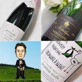 贈るシーンに合わせてソムリエが最高のワインを紹介してくれる「プレゼントワインショップ」