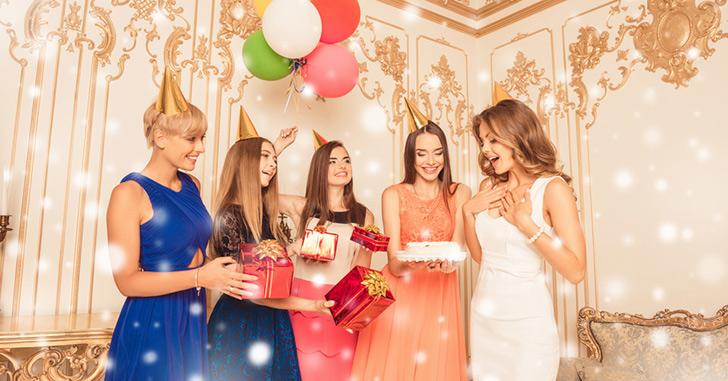 女友達が喜ぶ誕生日サプライズ!ベストアイデア集
