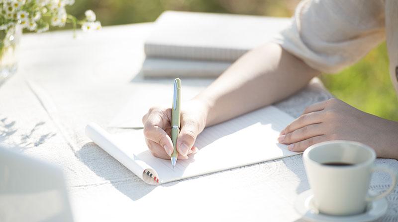 感謝の気持ちを手紙に書く