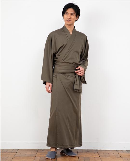 艶やかで優美な、Nanafuの「浴衣ルームウェア」