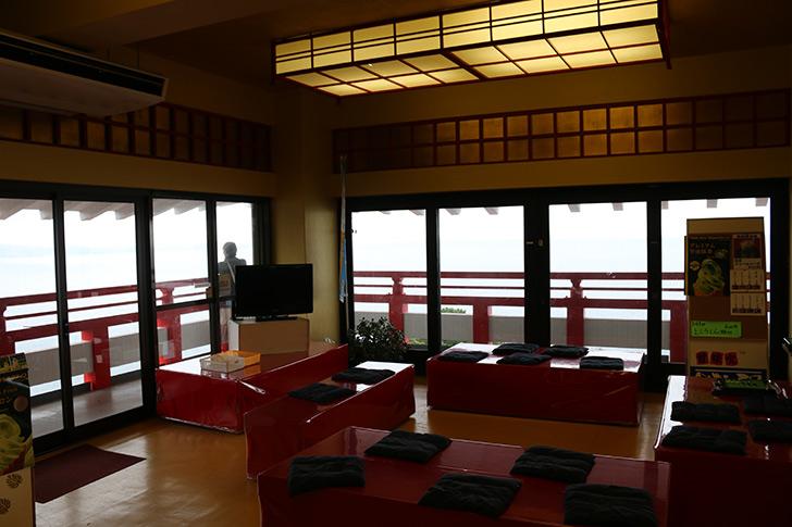 熱海城 見晴らし茶屋