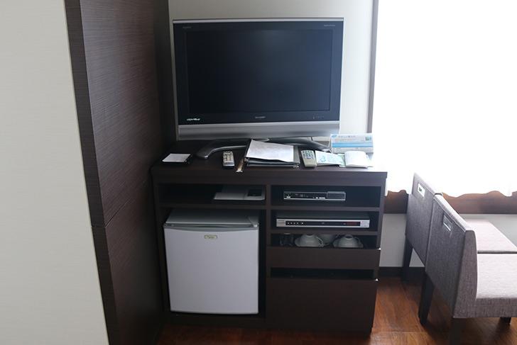 熱海サンビーチ前の眺望最高ホテルミクラス テレビ1