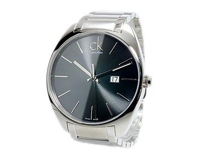 カルバン クライン エクスチェンジ クオーツ メンズ 腕時計