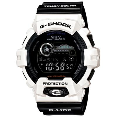 G-SHOCKのスポーツライン「G-LIDE(Gライド)」GWX-8900B-7JF