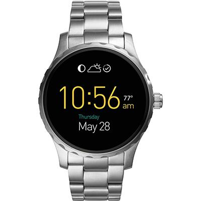 [フォッシル]FOSSIL 腕時計 Q MARSHAL スマートウォッチ FTW2109 メンズ
