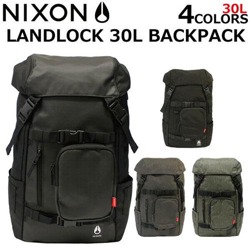 NIXON ランドロック 30L バックパック