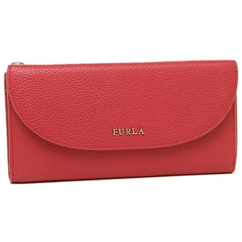 フルラ 明るい色長財布